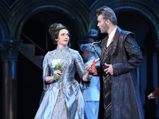 В своей первой оперетте Укупник поженил Ромео и Джульетту
