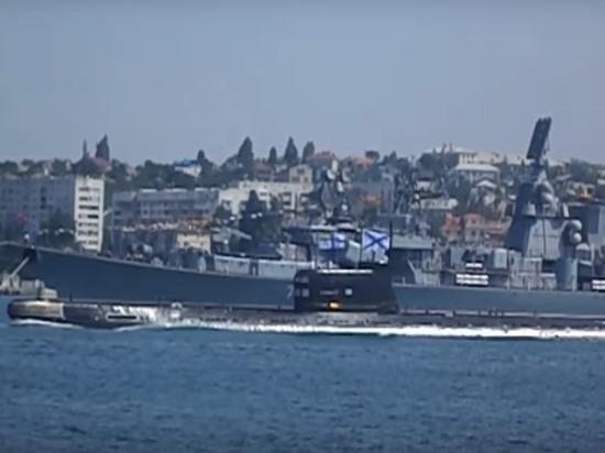 Россия решила утилизировать доставшуюся от Украины субмарину
