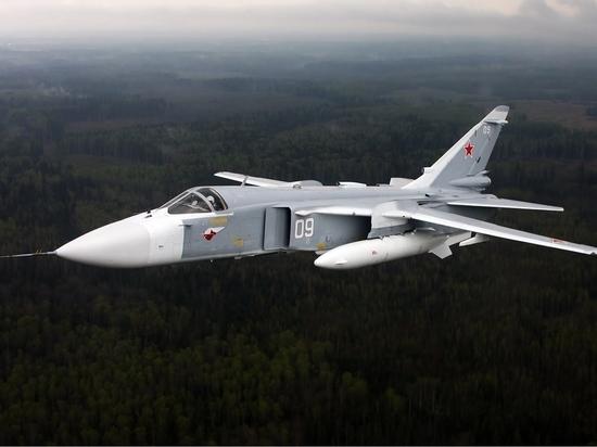 Российский бомбардировщик пролетел вблизи испанского авианосца в Балтийском море