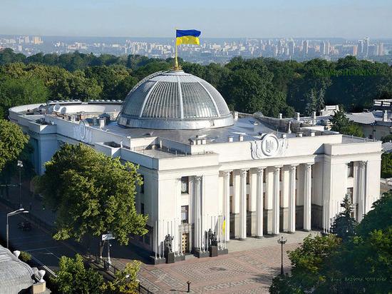 В Раде заявили о полностью иностранном финансировании геев на Украине