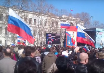 Бывший украинский дипломат Олег Волошин в эфире телеканала NewsOne заявил, что Украина еще в 1990-е годы подозревала о том, что Крым рано или поздно окажется в составе России