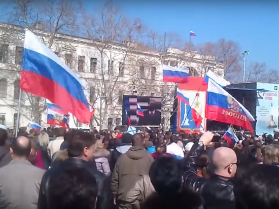 Экс-дипломат Украины: Киев заранее знал о возвращении Крыма России