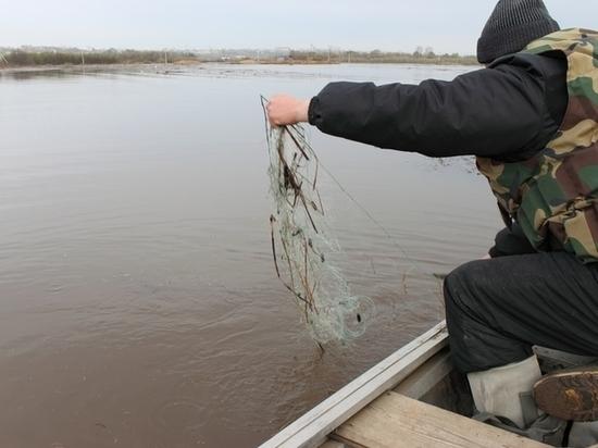 В Калининградской области полиция задержала двух браконьеров