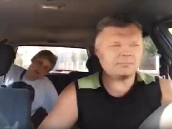 Таксист под Москвой пригрозил изнасиловать и съесть пассажира