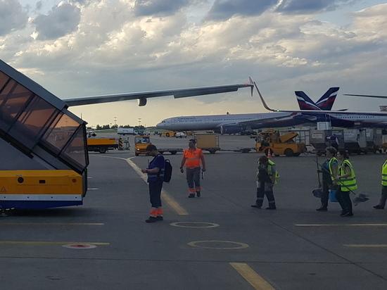 Россия приостановила полеты грузинских авиакомпаний на территории РФ