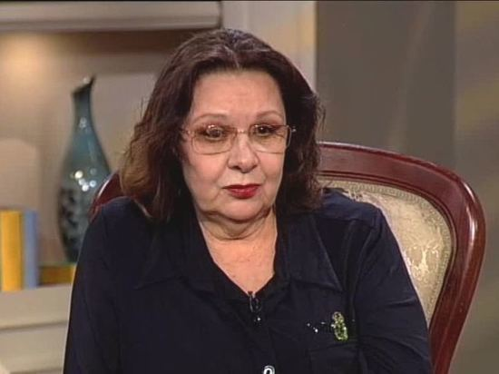 Наталья Тенякова: после первой роли я рыдала