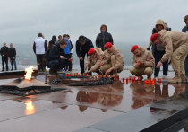 В ночь начала войны в Мурманске состоялась акция «Свеча Памяти»