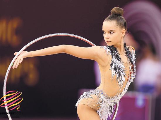 За сестру: Дина Аверина – чемпионка Европейских игр