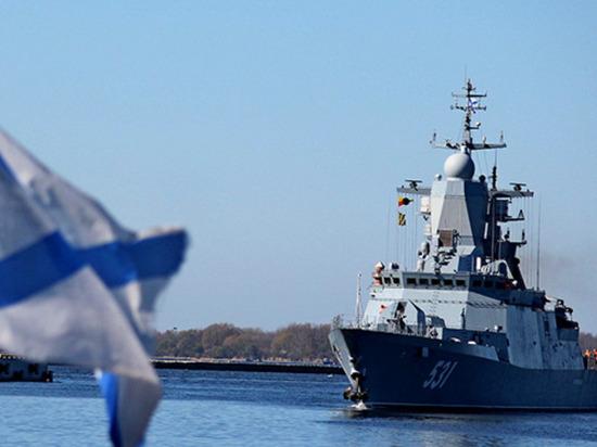 Более 15 кораблей Балтфлота покажут себя в Кронштадте на армейском форуме