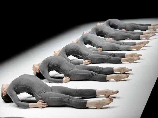 На Чеховском театральном фестивале три дня шли балеты под названием «4» и «8»