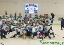Кувшиновский хоккейный клуб победил на открытом первенстве ТХЛ