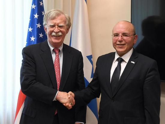 Бен-Шабат втретился с советником президента США по национальной безопасности