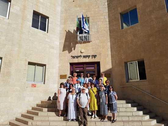 Завершился первый русскоязычный педагогический семинар ЕНФ-ККЛ в Израиле