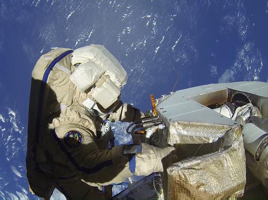 Российским космонавтам решили прикрыть рты «этическим кодексом»