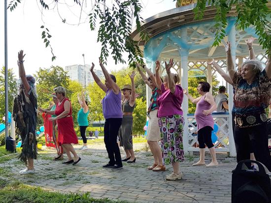В Москве обсудили «Активное долголетие»