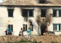 Три квартиры пострадали от огня в Приаргунске