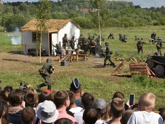 Более 10 тысяч кировчан стали свидетелями боя 1944 года