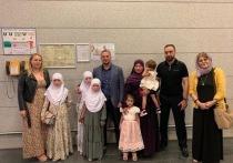 Кадыров сообщил о возвращении из Сирии пятерых чеченских девочек
