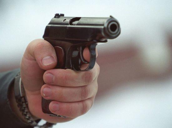 В Калининграде на улице Киевской расстреляли автомобиль