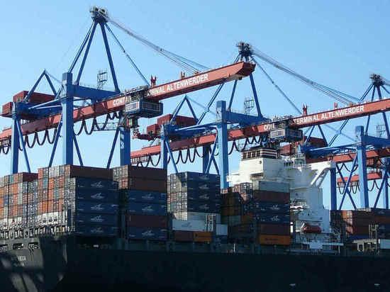 Германия установила новый рекорд экспорта