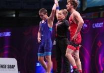 Калининградский борец завоевал бронзу на первенстве Европы в Италии