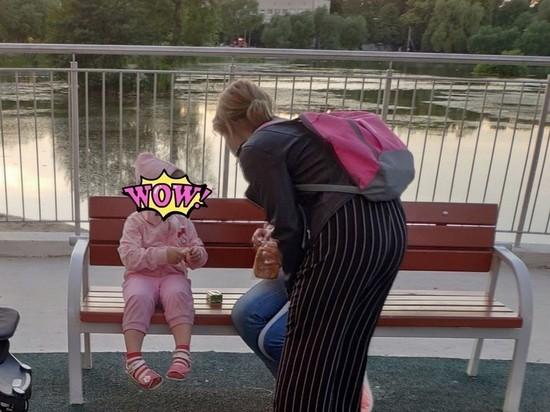 В Калининграде мать бросила ребенка без присмотра на Летнем озере