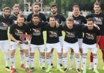 Среди устроивших антироссийский демарш грузинских футболистов нашлись россияне