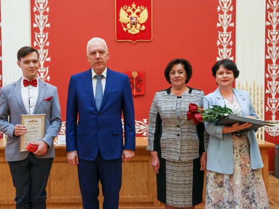 Выпускник из Черняховска победил в окружном конкурсе сочинений