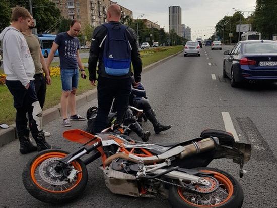 «Моя машина пострадала больше»: депутат  Герасименко рассказал о столкновении с байкером