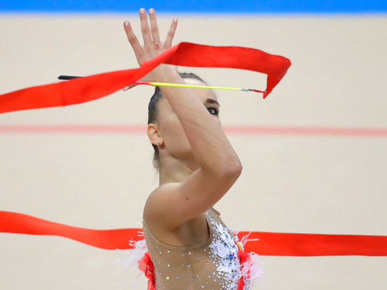Художественная гимнастика: «Кто опасен из соперников? Боря из Болгарии»