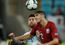 Сборные Аргентины и Бразилии вышли в четвертьфинал Кубка Америки