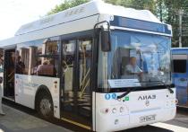 В Твери протестировали автобусы нового поколения