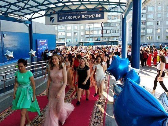 На выпускной 2019 на Ямале возникли новые моды