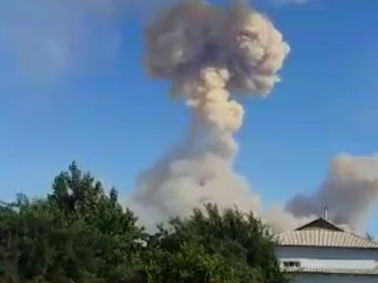 Взрывы на складах в Казахстане обернулись эвакуцией целого города