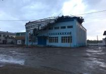 Непогода в Туве доставила проблемы некоторым населенным пунктам