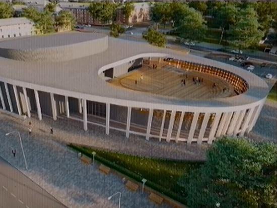 В Удмуртии уже в июле снесут театр им. В. Г. Короленко