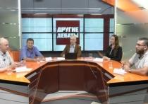 """Четверо участников «Справедливого призыва» стали гостями телепрограммы «Другие дебаты» на телеканале """"6 ТВ"""""""