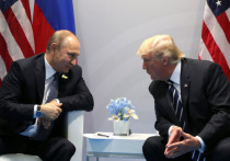 Вашингтон: Путин и Трамп обсудят Иран, Украину и Сирию