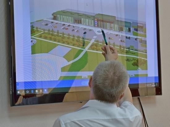 На месте юго-западного рынка в Кирове будет магазин и фонтан
