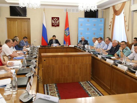Глава Орловской области провёл заседание антикоррупционной комиссии