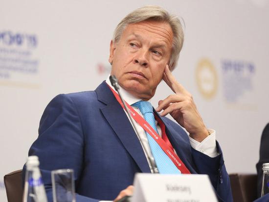Пушков напомнил Киеву об угрозах покинуть ПАСЕ