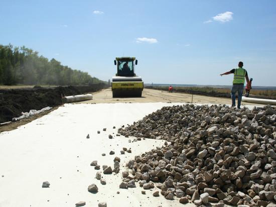 Финансирование дорожных работ в Тамбовской области идёт по графику