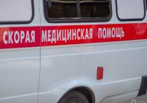 Накануне в Кемерове около 19:00 на проспекте Ленинградском из окна на девятом этаже упал 21-летний парень