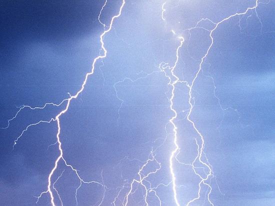 В Башкирии женщину убила молния