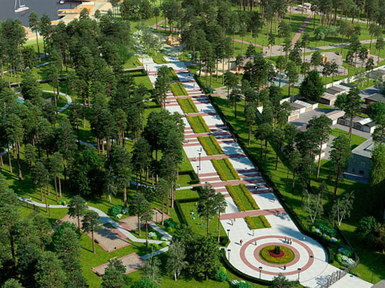 Воронежский парк «Алые паруса» закроют на несколько дней
