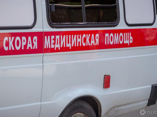 Молодой парень разбился на смерть при падении из высотки в Кемерове