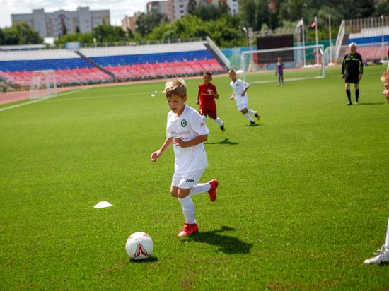 В Саранске стартовал фестиваль «Загрузи себя футболом»