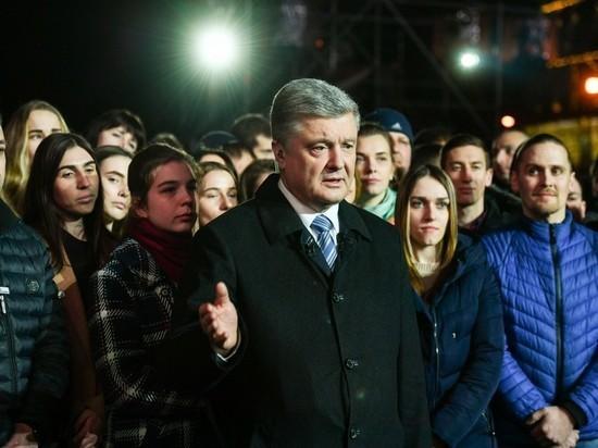 СМИ раскрыли подробности бегства Порошенко из Украины