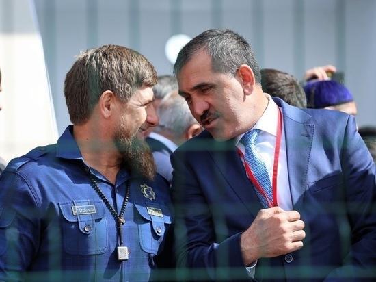Кадыров прокомментировал отставку Евкурова