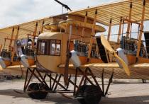 Калужанин создал самую большую радиоуправляемую модель легендарного бомбардировщика